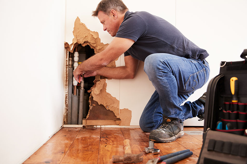 Steps Involved In Home Repairing Ideas