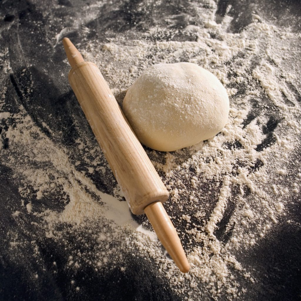 best surface for rolling dough